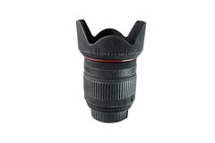 Lens. Camera digital electronic electronics focus Stock Photos