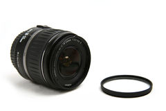 Lens canon Stock Photo