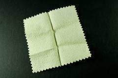 Lens cleaner cloth Royalty Free Stock Photos