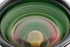 Lens closeup Royalty Free Stock Photos