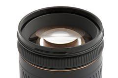 Lens closeup Stock Photo