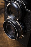Lens Closeup Royalty Free Stock Photo