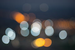 Lens color bokeh background Royalty Free Stock Photography
