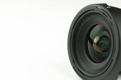 Lens with copy space Stock Photos