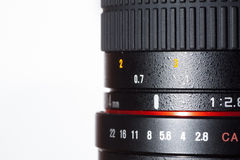 Lens detail Stock Photos