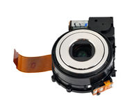 Lens digital camera Royalty Free Stock Photography