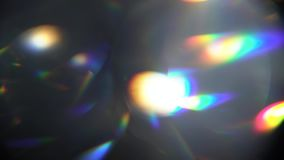 Lens Distortions 4K Light Horizon, Bright Lens Flare flashes for transitions, titles and overlaying, Light pulses and. Glows. light leak in Ultra High stock video