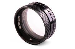 Lens filter Stock Photo