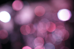 Lens flare blurry effect sparkling colorful lights royalty free stock photo