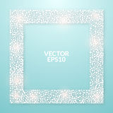 Lens flare light vector background eps 10 Royalty Free Stock Photography