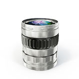 Lens glass Royalty Free Stock Image