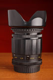 The lens Royalty Free Stock Photo