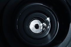 Lens inside Stock Images