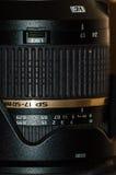 Lens kameraslut upp Royaltyfria Bilder