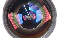 Lens  light effect Stock Image