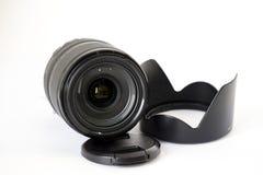 Lens met Kap stock afbeeldingen