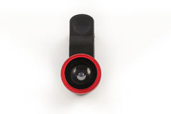 Lens mobile accessories gadget. Stock Photography