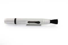 Lens pen for cleaning your lens and camera Stock Photography