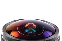 Lens of photo camera (objective) Royalty Free Stock Photography