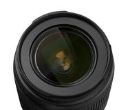 Lens of the photo objective Stock Photo
