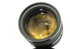 Lens for photography Stock Photography