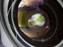Lens Royalty Free Stock Photo