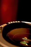 Lens in Rood Stock Afbeeldingen