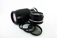 Lens set Royalty Free Stock Photography