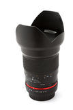 Lens for SLR camera Stock Photo