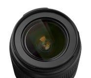 Lens van de fotodoelstelling Stock Foto