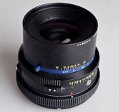 The lens Stock Photography