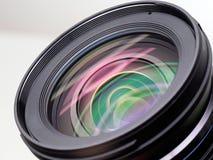 Lens voor digitale camera Stock Fotografie
