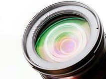 Lens voor digitale camera Royalty-vrije Stock Afbeeldingen