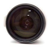 Lens on a white background Royalty Free Stock Photos