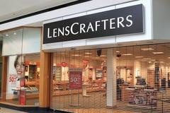 lenscrafts Стоковое Изображение RF