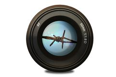 Lense Stock Photo