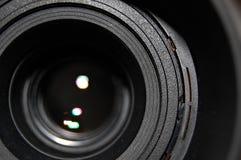 Lense de la foto Foto de archivo libre de regalías
