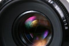 Lense de la foto Fotos de archivo libres de regalías
