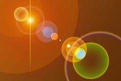Lensflare Stock Image