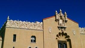 The Lensic Theater, Santa Fe Royalty Free Stock Photos