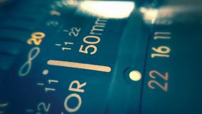 lente Imagen de archivo