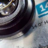 lente Imagen de archivo libre de regalías