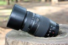 lente de 300m m Fotos de archivo libres de regalías