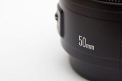 lente de 50mm Fotografia de Stock