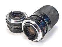 Lente de cámara imagen de archivo libre de regalías