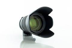 Lente de cámara 70-200 Imágenes de archivo libres de regalías