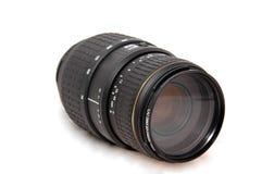 Lente de cámara 70-300m m Imagenes de archivo
