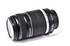 A lente de câmera imagem de stock