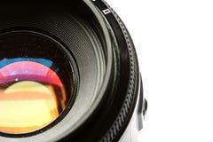 Lente de câmera Fotos de Stock Royalty Free