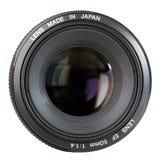 Lente de câmera profissional. Foto de Stock Royalty Free